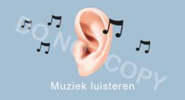 Muziek luisteren - T-J/TV