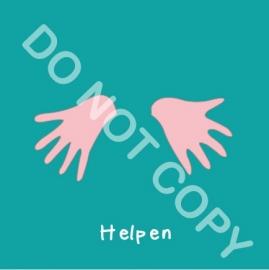 Helpen (act.)