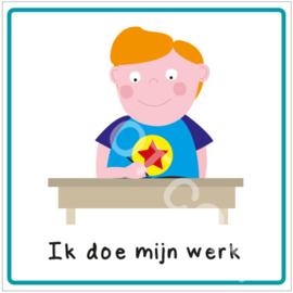 Ik doe mijn werk J (LM)