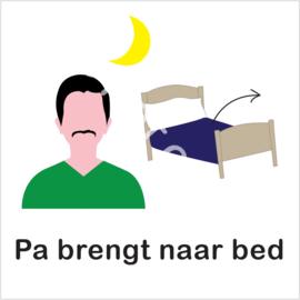 BASIC - Pa brengt naar bed