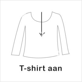 BASIC - T-shirt LM aan