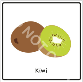 Fruit - Kiwi (Eten)