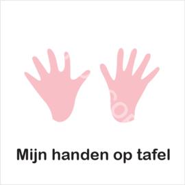 BASIC - Mijn handen op tafel LM