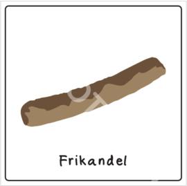 Snack - Frikandel (Eten)