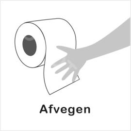 ZW/W - Afvegen