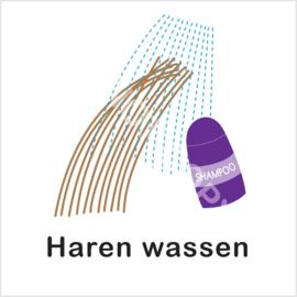 BASIC - Haren wassen