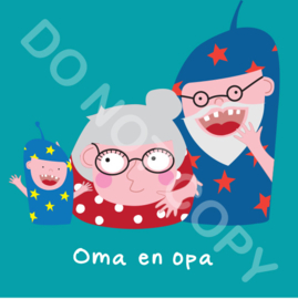 Oma en opa Mighty 1 (act.)