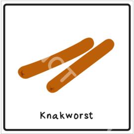 Snack - Knakworst (Eten)