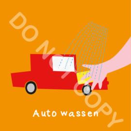 Auto wassen (K)