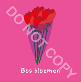 Bos bloemen - Valentijn (F)