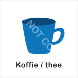 BASIC - Koffie/thee