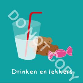 Drinken en lekkers (Act.)