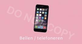 Bellen - T-M/TV