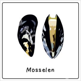 Vis - Mosselen