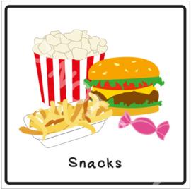 Snack - Algemeen (Eten)