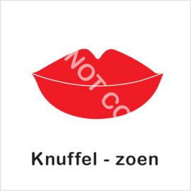 BASIC - Knuffel - zoen