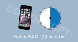 Mobiel/GSM 30 J/TV