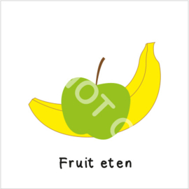 Fruit eten (S)