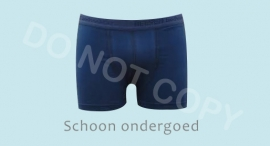 Schoon ondergoed - J