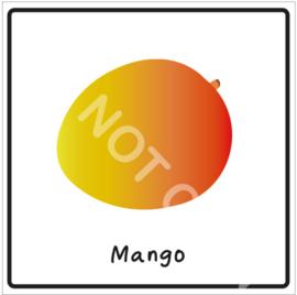 Fruit - Mango (Eten)