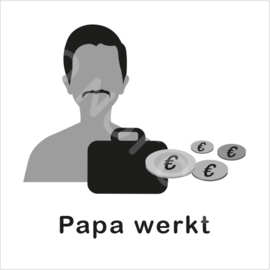 ZW/W - Papa werkt