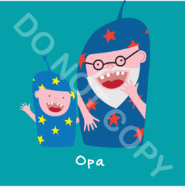 Opa & Mighty 1 (act.)