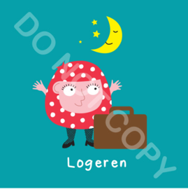 Logeren Mia (act.)