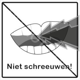ZW/W - Niet schreeuwen!