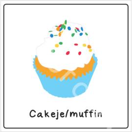 Snack - Cakeje/muffin (Eten)