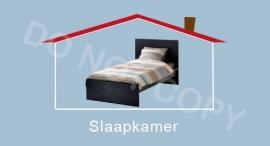 Slaapkamer - T-J/TV