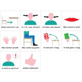 Luistermethode + Vragenkaart BASIC