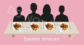 Samen dineren - T-M/TV