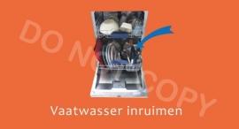 Vaatwasser inruimen - T/V