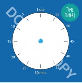 Klok / Tijdsduur / TIMETIMER! (A)