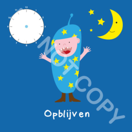 Opblijven Mighty (A)