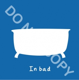 In bad (A)