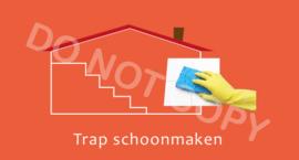 Trap schoonmaken - (K)T/V