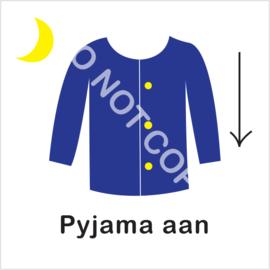 BASIC - Pyjama aan
