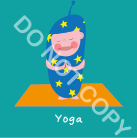 Yoga - Mighty (act.)