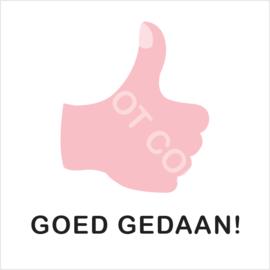 BASIC - GOED GEDAAN! LM