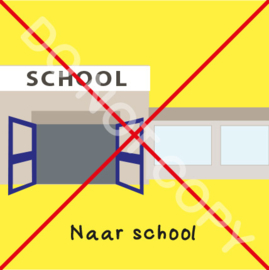 Niet naar school (O)
