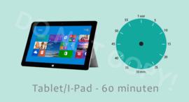 Tablet/I-Pad 60 ALG/TV