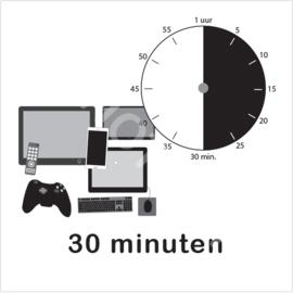 ZW/W - Beeldschermtijd 30 min.