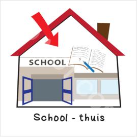 School-thuis (S)