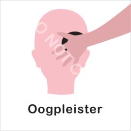 BASIC - Oogpleister