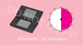 Nintendo - 30 M/TV