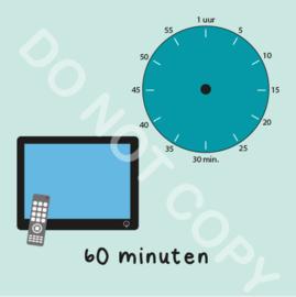 TV kijken 60 min (BT) - M