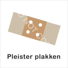 BASIC - Pleister plakken