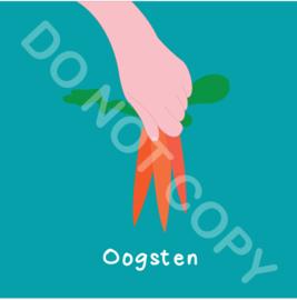 Oogsten (act.)