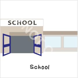 School (S)